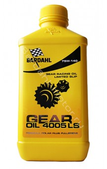 Gear Oil 4005 LS 75W140, 1 л.